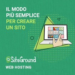 Siteground hosting green